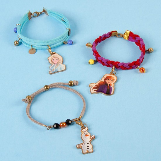 Make it Real Disney: Frozen II - Swarovski Crystal Dreams Jewelry Bracelet Set (4380)