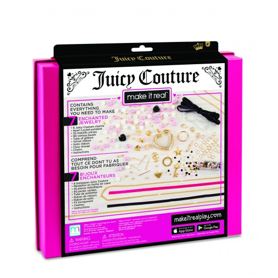 Make it Real - Juicy Couture Enchanted Locket Jewellery (4405)