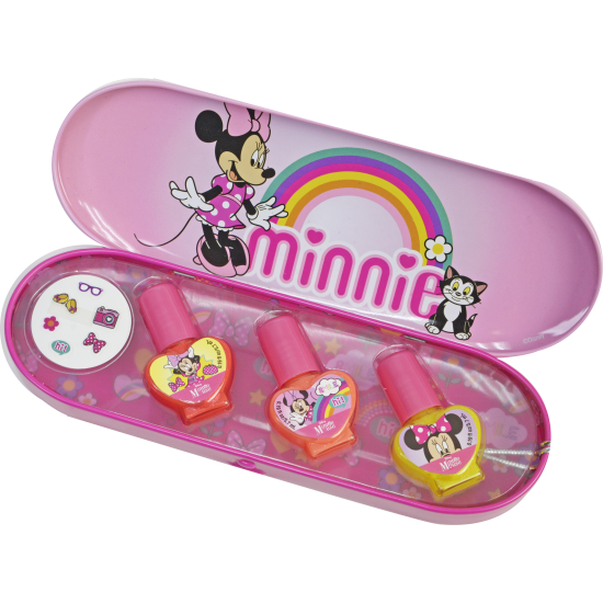Markwins Minnie Mouse - Minnie Mouse Nail Tin (1599039E)