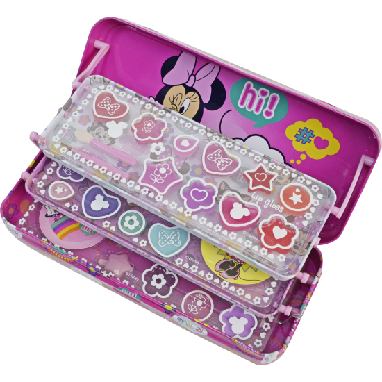 Markwins Minnie Mouse - Triple the Fun Minnie Mouse Tin (1599040E)
