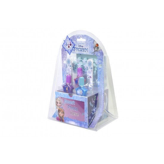 Markwins Disney Frozen Ice Cool Nail Storage and Photo Box (9800210)