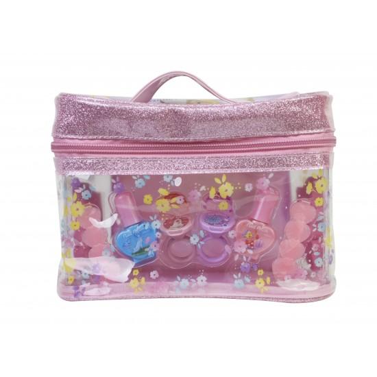Markwins Disney Princess Shimmer and Shine Makeup Bag (9801310)