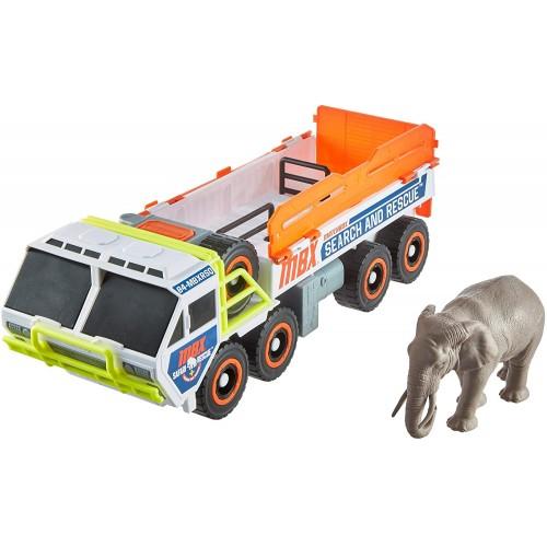Mattel Matchbox Όχημα Διάσωσης Ελεφάντων (GMH44)