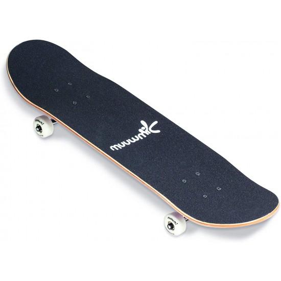 Muwmi Rocket Abec 5 Skateboard (562)