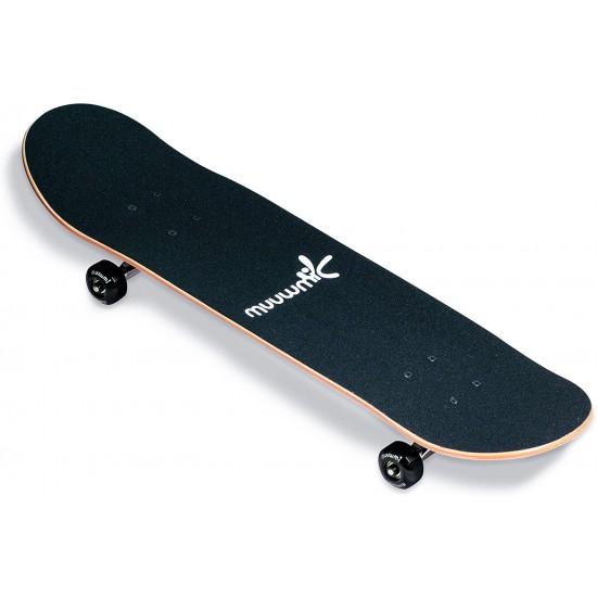 Muuwmi ABEC 7 King Skateboard (563)