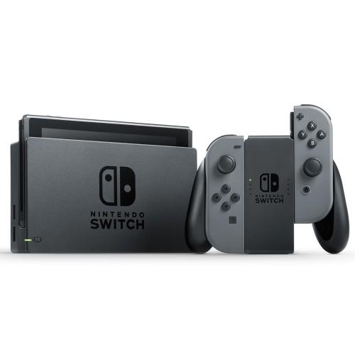 Nintendo Switch 2019 Grey - Κονσόλα Nintendo