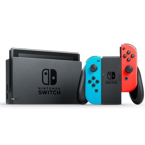Nintendo Switch 2019 Neon Red/Neon Blue - Κονσόλα Nintendo