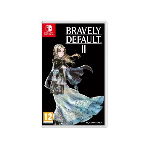 Bravely Default II - Nintendo Switch Game