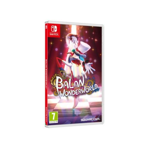 Balan Wonderworld - Nintendo Switch Game