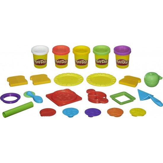 Play-Doh Sweet Shoppe Lunchtime Creations Set (A7659)