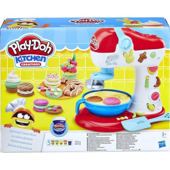 Play-Doh Spinning Treats Mixer (E0102)