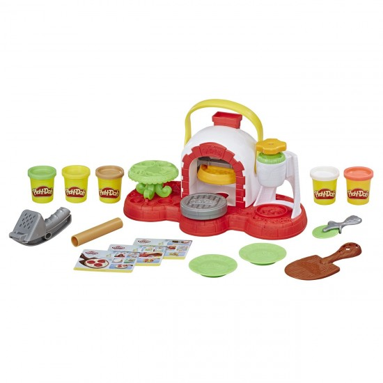 Hasbro Play-Doh Stamp Top Pizza (E4576)