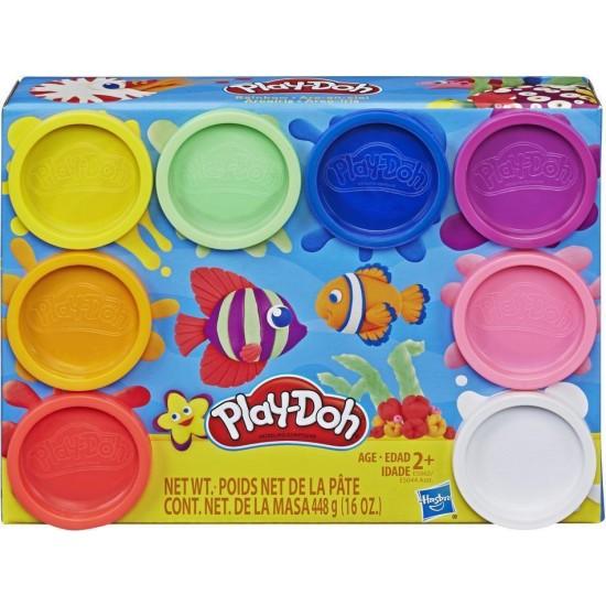 Hasbro Play-Doh Rainbow 8 Pack (E5062)