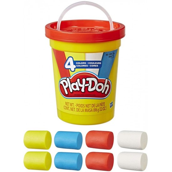 Hasbro Playdoh Super Can-2 Σχέδια (E5207)