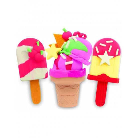 Hasbro Play-Doh Ice Pops N Cones Freezer (E6642)