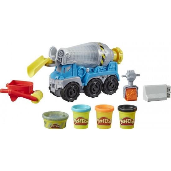 Play-Doh Wheels Cement Truck (E6891)