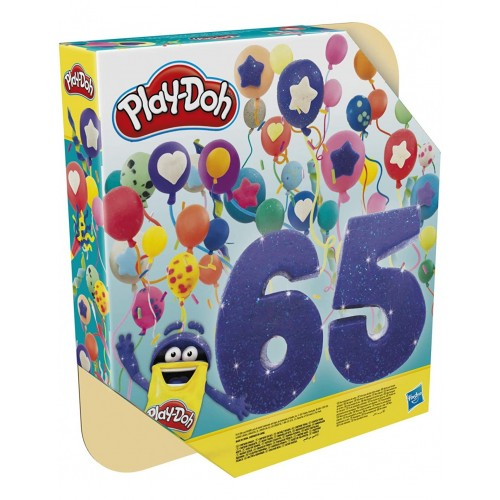 Hasbro Play-Doh 65 Celebration Core Pack (F1528)