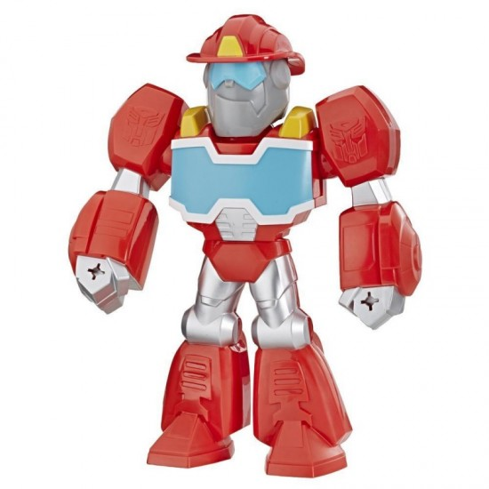Playskool Transformers Rescue Bots Academy Mega Mighties Heatwave The Fire Bot (E4131 / E4930)