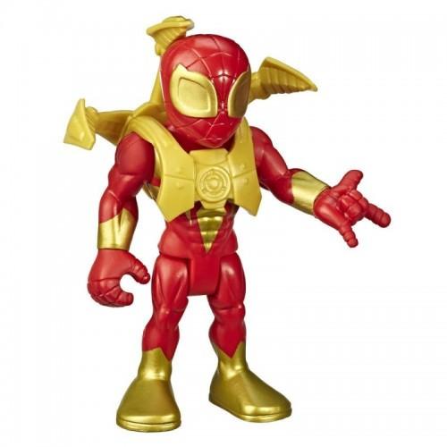 Playskool Heroes Marvel Super Hero Adventures Collectible Iron Spider 12 Εκ. (E6224 / E6259)
