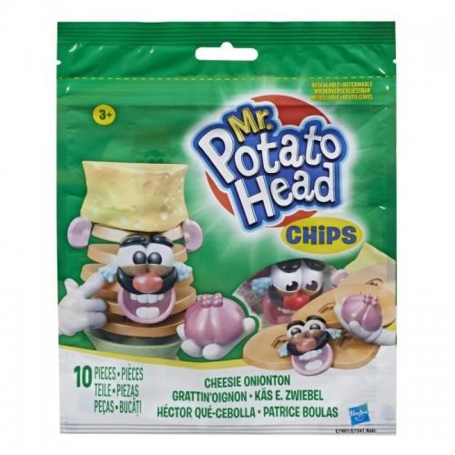 Hasbro Mr Potato Head Chips Cheesie Onionton (E7341 / E7401)