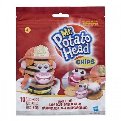 Hasbro Mr. Potato Head Chips Toy: Barb A. Cue (E7341 / E7404)