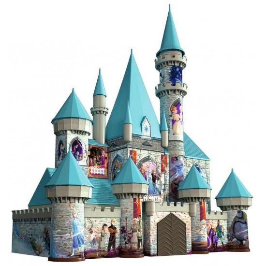 Ravensburger 3D Puzzle Disney Frozen castle  (11156)