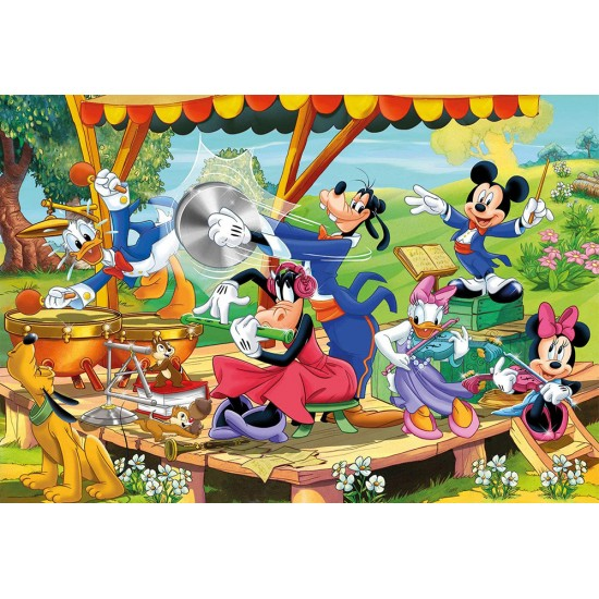 As Company Puzzle 24 Maxi Mickey And Friends (1200-24218)