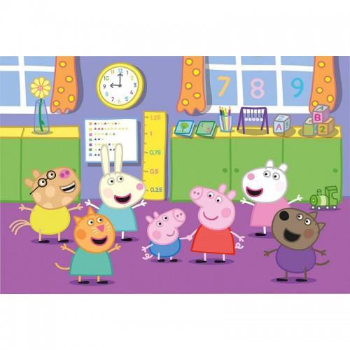 As Company Puzzle 40 Pcs Floor Peppa Pig (1200-25458)