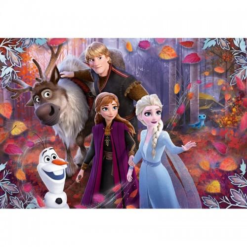 As Company Puzzle 40 Pcs Floor Disney Frozen 2 (1200-25464)