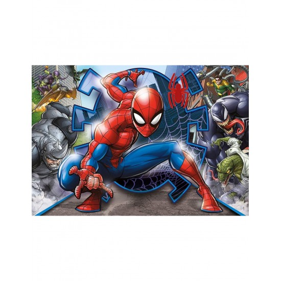 As Company Puzzle 104 S.C Spider-Man (1210-27116)