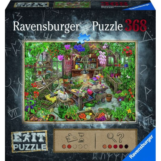 Ravensburger Puzzle EXIT in the greenhouse (16483)