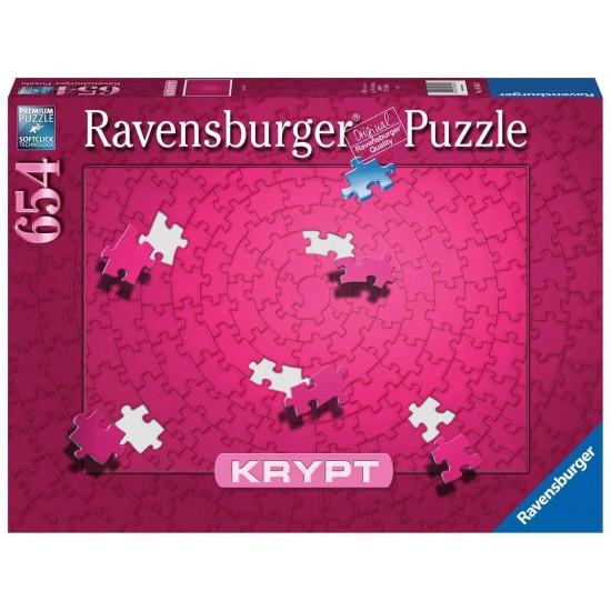 Ravensburger Puzzle Krypt (Pink) (16564)