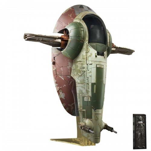 Hasbro Star Wars The Vintage Collection Boba Fett's Slave I 3 3/4-Inch Scale Vehicle - Exclusive (E9647)