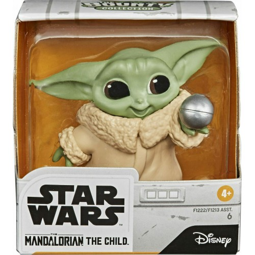 Hasbro Star Wars The Mandalorian The Child: The Bounty Collection - Stopping Fire (F1479)