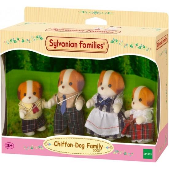 Sylvanian Families Chiffon Dog Οικογένεια (5000)