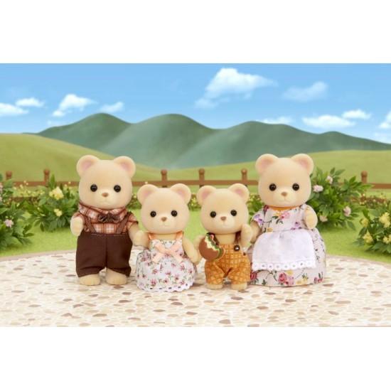 Sylvanian Families Οικογένεια Bear (5059)