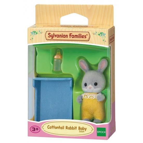 Sylvanian Families Cottontail Rabbit Baby (5064)