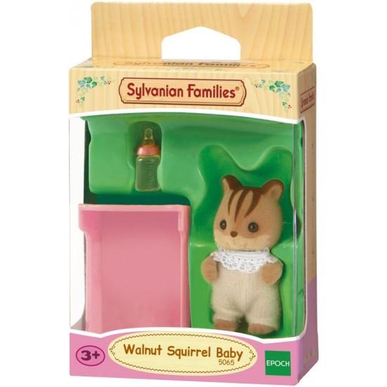 Sylvanian Families Walnut Squirrel Μωρό (5065)