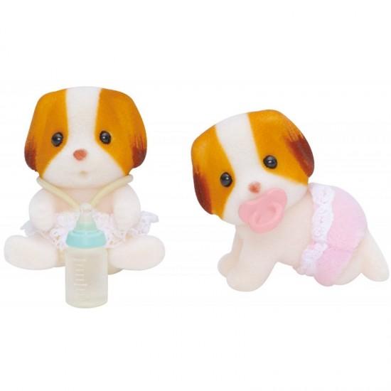 Sylvanian Families Δίδυμα Μωρά Chiffon Dog (5083)