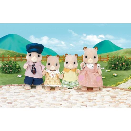 Sylvanian Families Οικογένεια Hamster (5121)