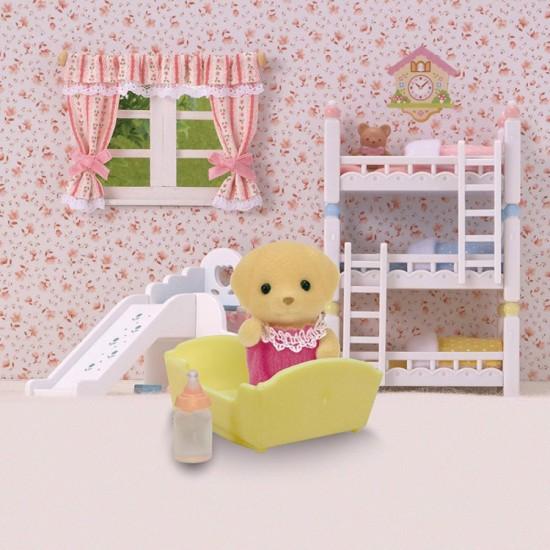 Sylvanian Families Yellow Labrador Baby (5187)