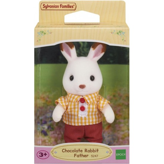 Sylvanian Families Chocolate Rabbit Πατέρας (5247)