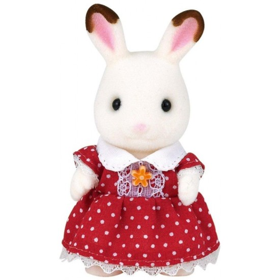Sylvanian Families Chocolate Rabbit Κοριτσάκι (5250)