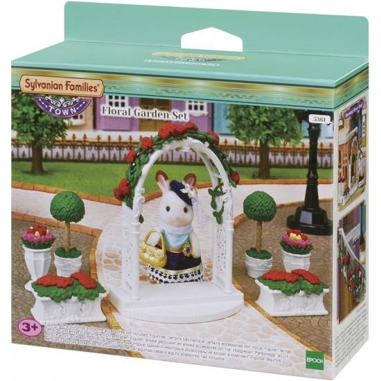 Sylvanian Families Floral Garden Set (5361)