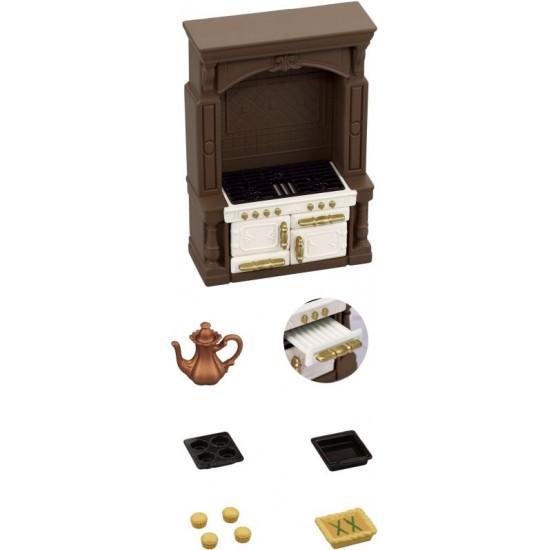 Sylvanian Sylvanian Families Gourmet Kitchen Set (5367).Oι φιγούρες δεν περιλαμβάνονται. Gourmet Kitchen Set (5367)