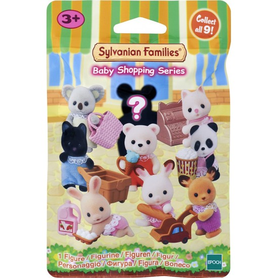 Sylvanian Families Baby Shopping Series (5381)