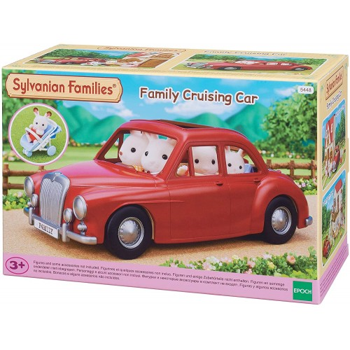 Sylvanian Families Family Cruising Car (5448)
