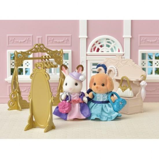 Sylvanian Families Town Series  Boutique Fashion Set (6013)