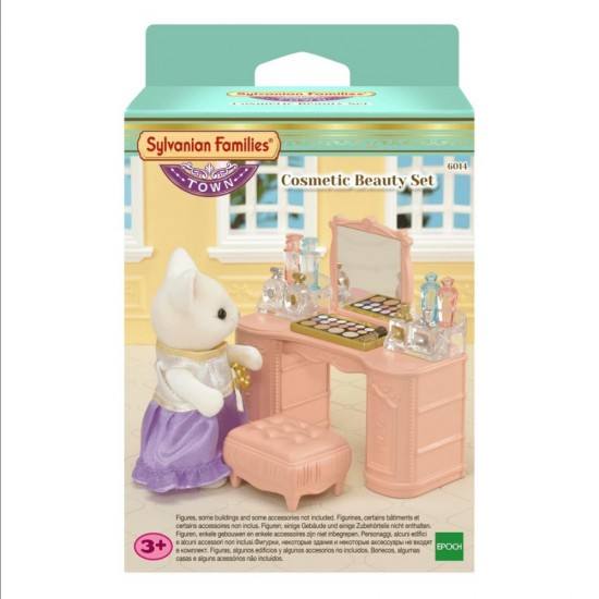 Sylvanian Families Town Series  Cosmetic Beauty Set (6014)