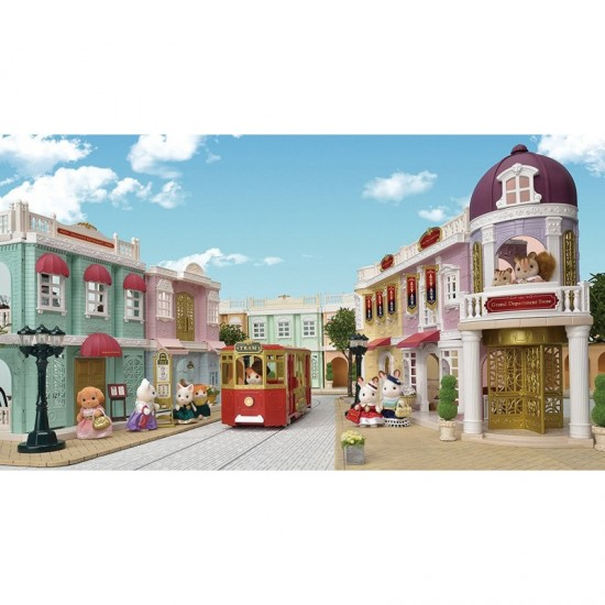 Sylvanian Families Town Series Μεγάλο Πολυκατάστημα (6022)